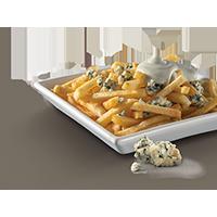 Papas Blue Cheese