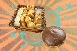 Galletitas Snack + Yoyo