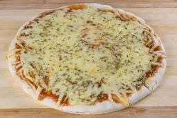 Muzzarella + 3 Gustos