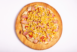Pizzeta Muzzarella & 3 Gustos