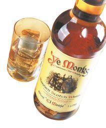 Whisky Escoces Ye Monks Bt 1 Lt