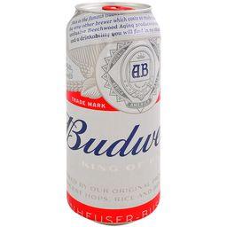 Cerveza Budweiser La 473