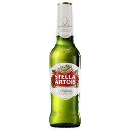 Cerveza Stella Artois Bt .33 Lt