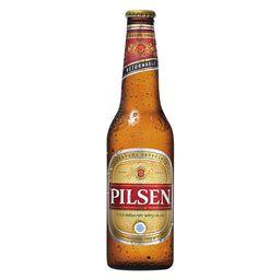 Cerveza Pilsen Bt 340 Retornable