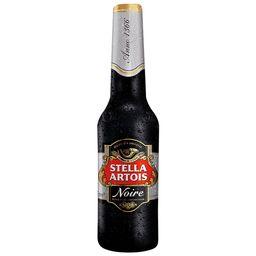 Cerveza Stella Artois Noire Bt 330Ml