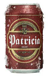 Cerveza Patricia La 0.354 Lt