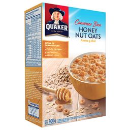 Cereal Honey Nut Oats Quaker 200Gr