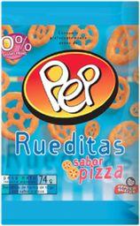 Pep Rueditas Sabor Pizza 84Gr