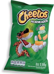 Cheetos Queso 116Gr