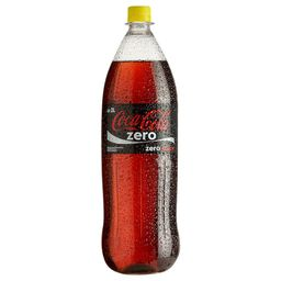 Refresco Coca Cola Zero Ret - Bt 2 Lt