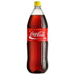 Refresco Coca Cola Bt 2 Lt Retornable