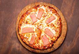Pizzeta de Jamón y Muzzarella