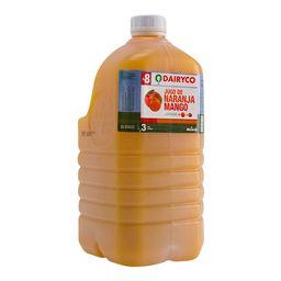 Jugo Dairyco Naranja 3 Lt