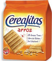 Gall.Cerealitas De Arroz 160G.