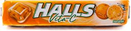 Halls Vita-C Naranja