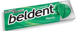 Chicle Beldent Menta