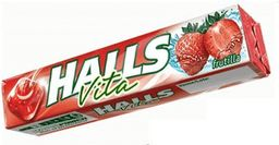 Halls Vita-C  Frutilla