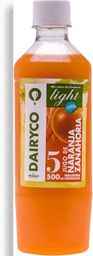 Dairyco Jugo 5 Light Naranja Y Zanahoria
