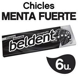 Beldent Menta Fuerte
