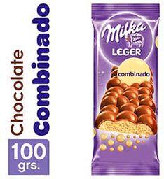 Choco.Milka Leger Comb.100G