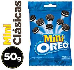 Galletas Mini Oreo 50 Grs.