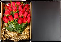 24 Rosas Rojas