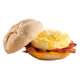 Criollo con Bacon, Huevo y Queso