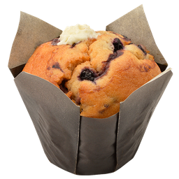 Muffins Queso y Arándanos