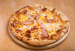 Pizzeta Bacon X