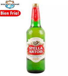 Cervezas Stella Artois 975ML