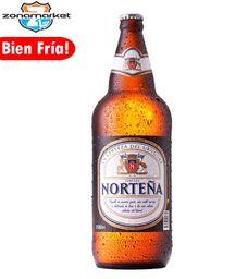 """Cervezas Norte""""a 960ML"""
