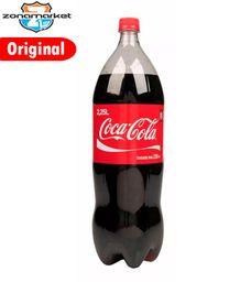 Refresco Coca Cola Desc. 2,25L