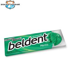 Chicle Beldent Menta 10G