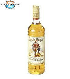 Ron Capitan Morgan 750ML