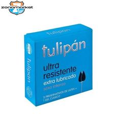 Preservativo Tulipan Ultra Resistente 3 UN