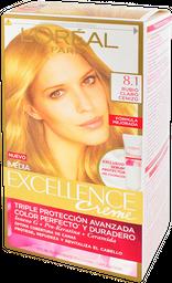 Coloracion Excellence Rubio Cl.ceniza 8.1