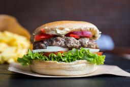 Burger Criolla