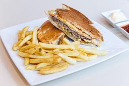 Burger Baurú de Carne