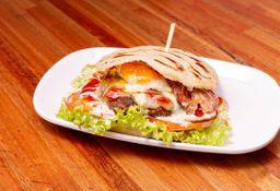 Arepa Burger