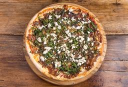 Pizzeta Queso Cabra + 2 Refrescos