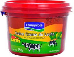 DULCE DE LECHE CREMA 250 CC