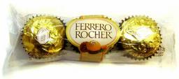 BOMBON FERRERO ROCHER X 3
