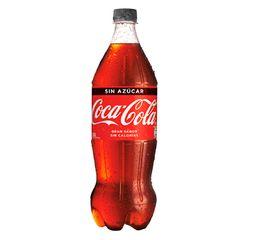 Coca Cola Zero 1.5 Litros