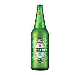Cerveza Heineken 1 Litro Descartable