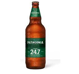 CERVEZA PATAGONIA 24.7 710 ML