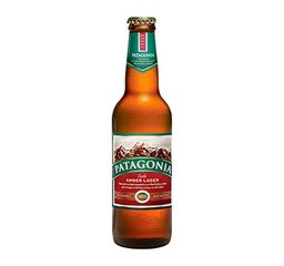 CERVEZA PATAGONIA AMBER LAGER 740 ML
