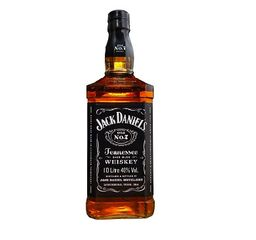 WHISKY AMERICANO JACK DANIEL'S 1 LITRO