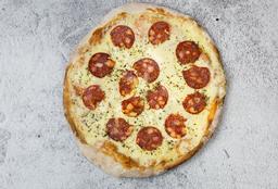 Pizzeta Muzzarella y Pepperone