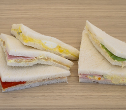 Pack x 6 Sándwiches Surtidos
