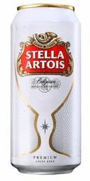 Stella Artois lata 473ml